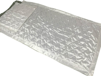 funeral coffin Blanket and Padding 04