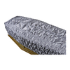 Funeral Cover coffin cover satin coffin pad coffin liner with funeral satin funeral lace